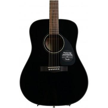 Fender CD-60 Dreadnought Black