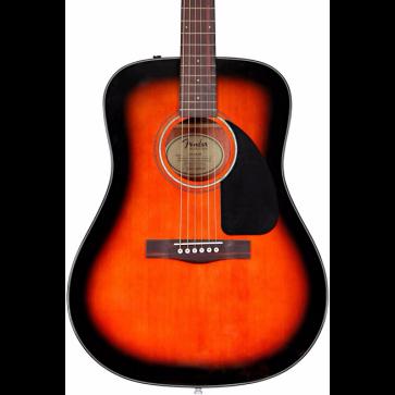 Fender CD-60 Dreadnought Sunburst