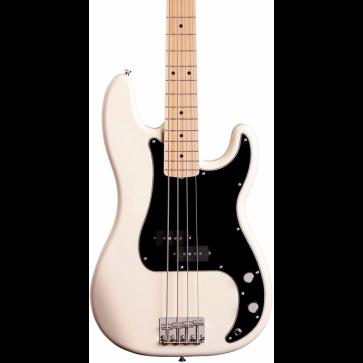 Fender Dee Dee Ramone Signature Precision Bass Olimpic White