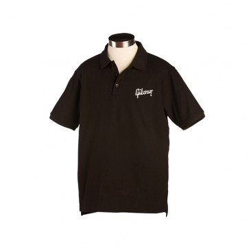 Gibson Logo Men's Polo XX Large