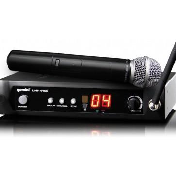 Gemini UHF-4100M Wireless mikrofon