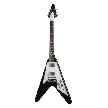 Gibson Flying V 120 Anniversary Ebony