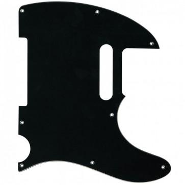 Guitar Tech TC-Type Scratchplate. Black