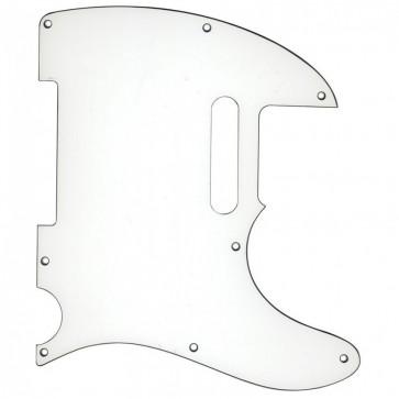 Guitar Tech TC-Type Scratchplate. White
