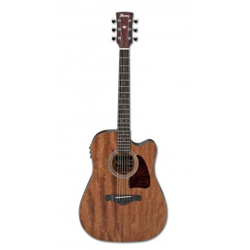 Ibanez AW54CE-OPN Cutaway Open Pore