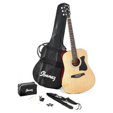 Ibanez V50NJP-NT gitarski paket