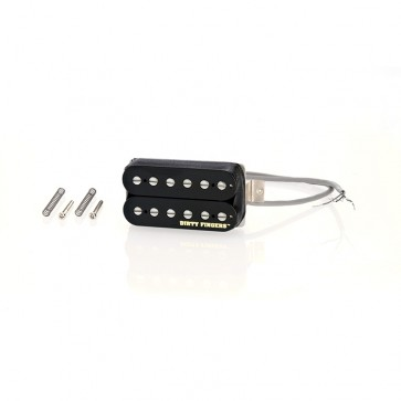 Gibson DIRTY FINGER /DBL BLK COIL