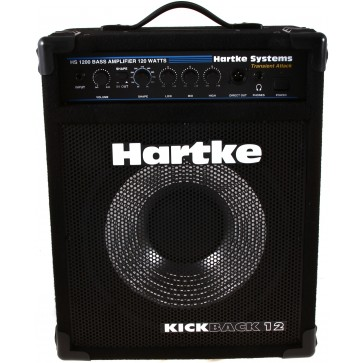 Hartke Kickback HS1200 Bass Combo