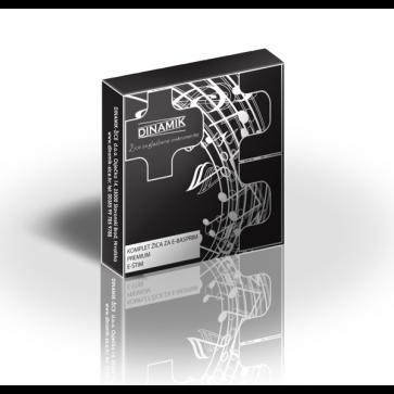 Dinamik komplet žica za E-basprim