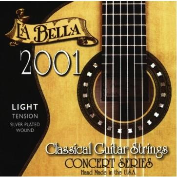 La Bella 2001 LIGHT žice za klasičnu gitaru