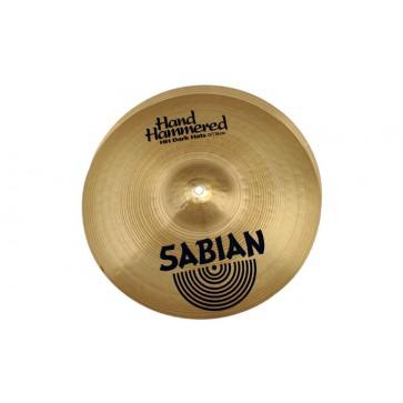 """Sabian Hand Hammered 14"""" Dark Hats"""