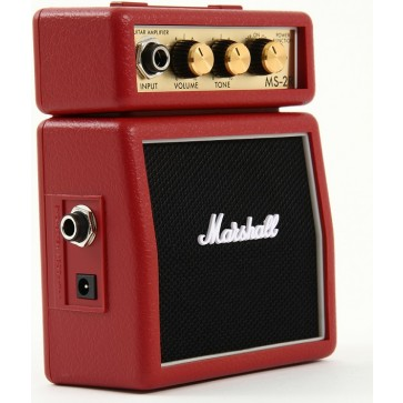 Marshall MS-2R Mini Red