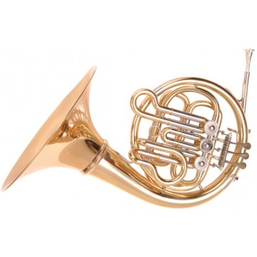 ODYSSEY PREMIERE BABY Bb FRENCH HORN w/CASE