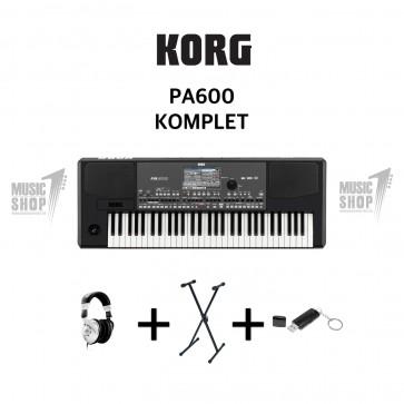 Korg PA600 Arranger Klavijatura Komplet