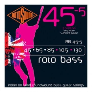 Rotosound RB455 045 - 130 V žice za bas gitaru