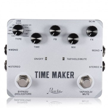 Rowin LTD-02 Time Maker Delay pedala