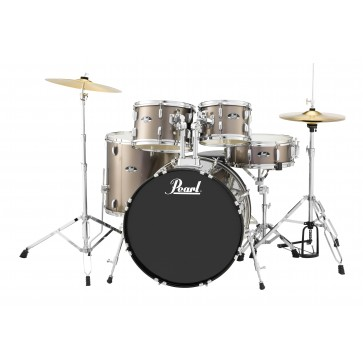 Pearl Roadshow RS525SC/C707 Bronze Metallic komplet bubnjeva s činelama