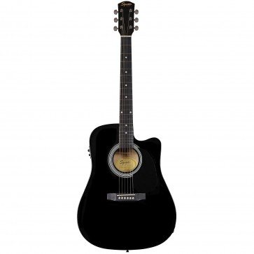Fender Squier SA-105CE Black