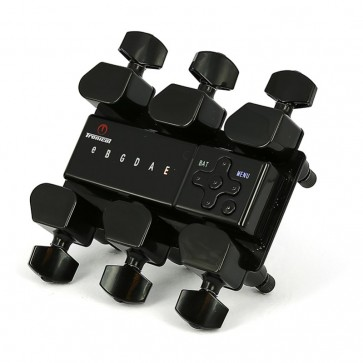 Tronical Tune Type B1-Strat Style-Black