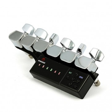 Tronical Tune Type C5-Strat Style-Chrome