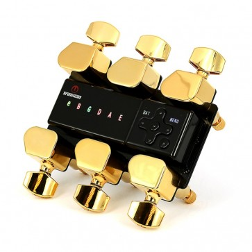 Tronical Tune Type E1-Strat Style-Gold