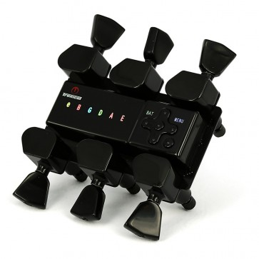 Tronical Tune Type D-Tulip Style-Black