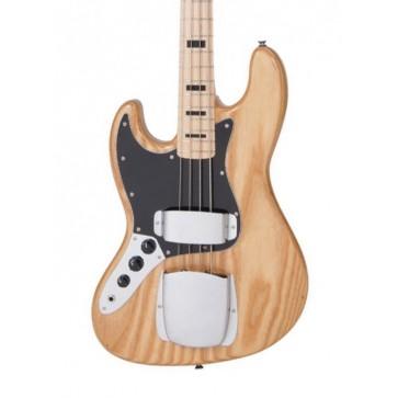 Vintage LVJ74NAT Natural bas gitara za ljevoruke