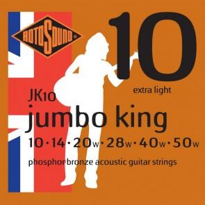 Rotosound JK10 0.10-0.50 žice za akustičnu gitaru