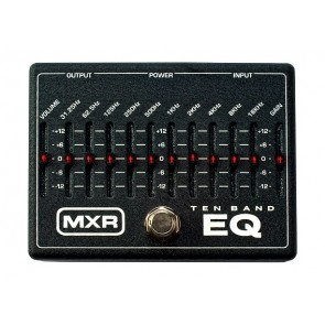Dunlop MXR M108 10-Band Graphic EQ