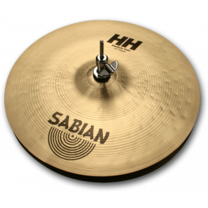 "Sabian Hand Hammered 14"" Medium Hats"