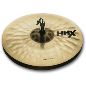 "Sabian 14"" HHX STAGE HATS"