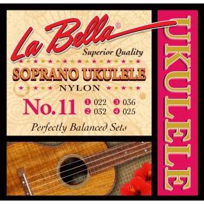 La Bella Soprano Nylon žice za ukulele