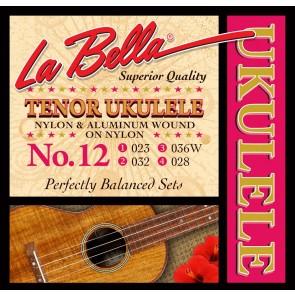 La Bella Tenor Nylon & Aluminium žice za ukulele