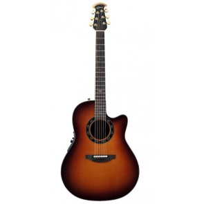 Ovation 1617ALE-1 Adrirondack LTD 2-Tone Sunburst