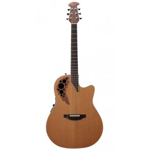 Ovation 1778TX-4CS Elite T Natural Satin