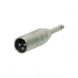 Gewa Adapter Alpha Audio (m) XLR  / Jack 6,3 mono