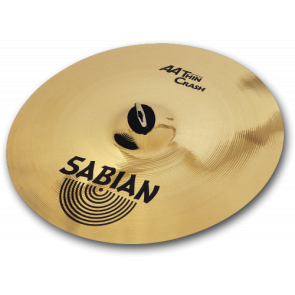 "Sabian 18"" AAX THIN CRASH"