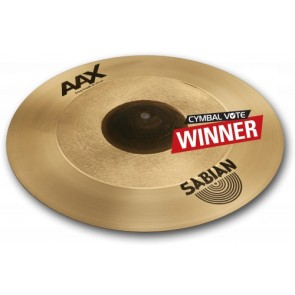"Sabian 19"" FREQ CRASH AAX"