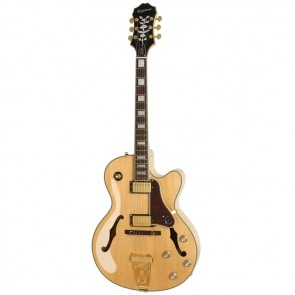 Epiphone Joe Pass Signature Emperor-II Pro Vintage Natural