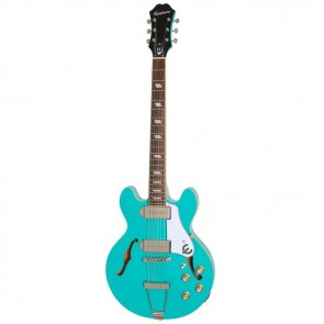 Epiphone Casino Coupe In Turquoise