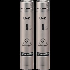 Behringer C-2 mikrofoni