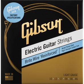 Gibson Brite Reinforced 10/46 žice za električnu gitaru
