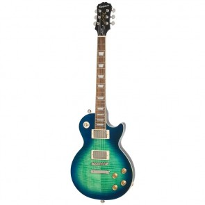 Epiphone Les Paul Tribute Plus Outfit in Aquamarine