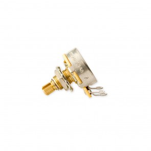 Gibson 500k Ohm Audio Taper Short Shaft