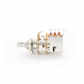 Gibson 500k Ohm Audio Taper / Push-Pull / Short Shaft