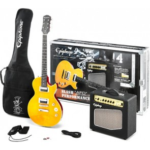 Epiphone Slash AFD Les Paul Performance Pack komplet