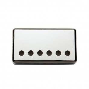 Gibson Bridge Position Humbucker Cover  / Nickel