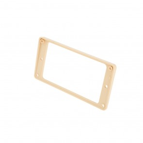 "Gibson Pickup Mounting Ring - (1/8"" - Neck) Creme"