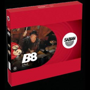 Sabian B8 2 PACK