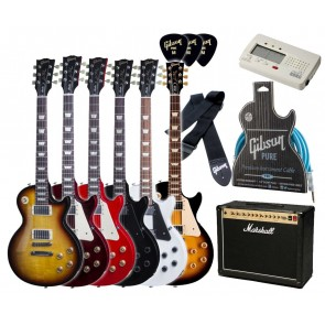 Gibson Les Paul Studio komplet